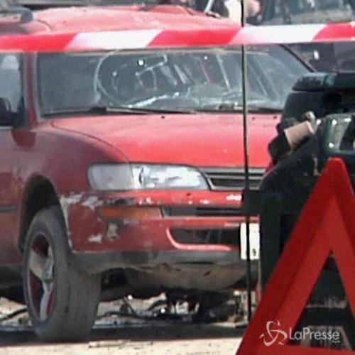 Afghanistan, kamikaze contro l'auto di un diplomatico ...
