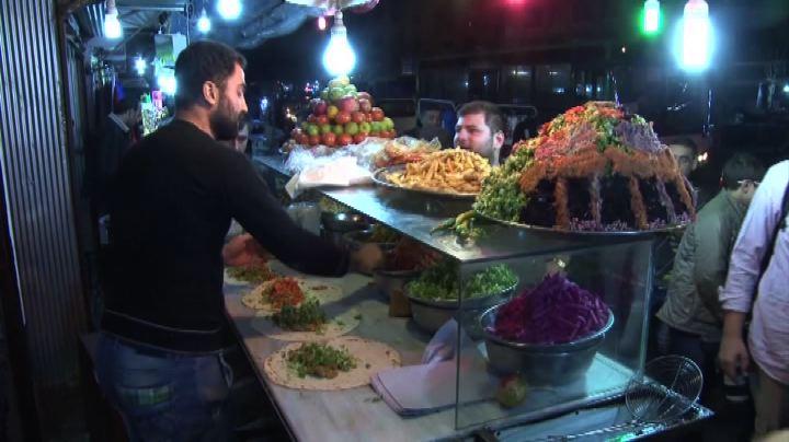 Siria, la guerra sfratta dalla città vecchia il bazaar di ...