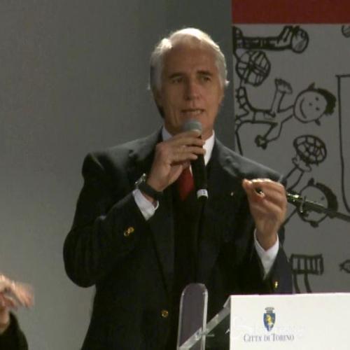 Malagò: Fassino mi chiamò per primo dopo elezione Coni    ...