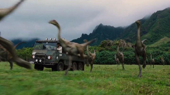 """La saga continua ecco """"Jurassic World"""" prodotto da ..."""
