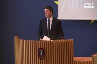Renzi: l'Italia non e' un paese in mano ai furbi