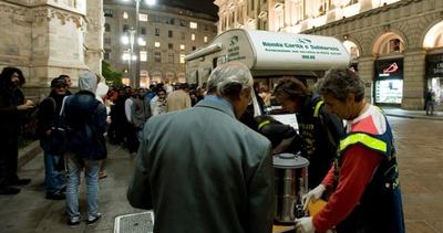 Distribuzione del pane ai senzatetto: a Milano nasce l'app ...
