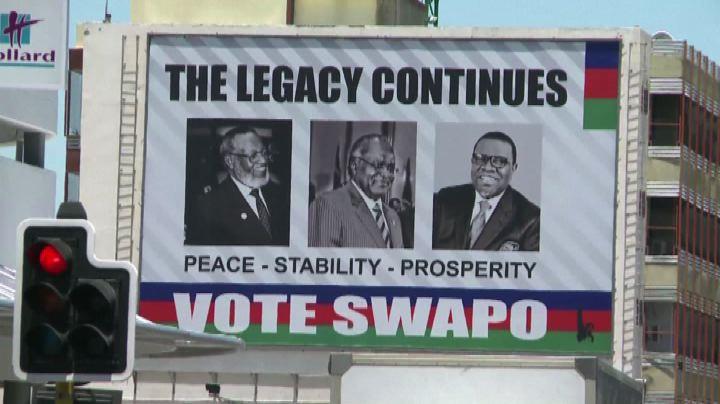 Il primo voto elettronico in Africa, debutto in Namibia     ...