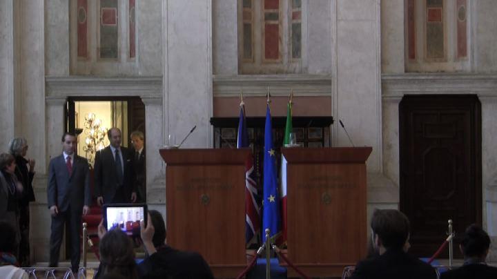 Roma e Londra insieme per un'Europa più semplice