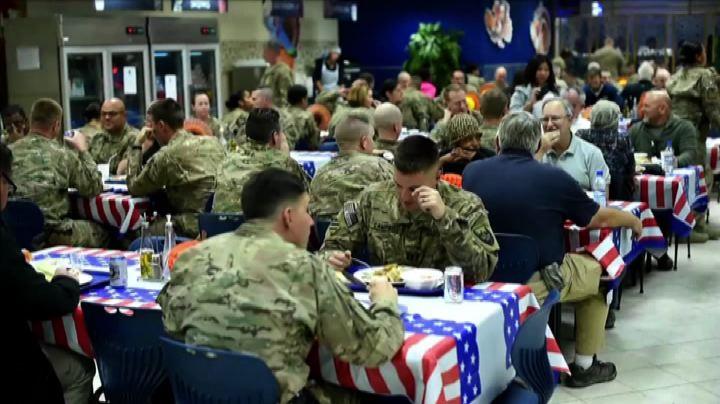27-11 Soldati Usa a Kabul Nude news