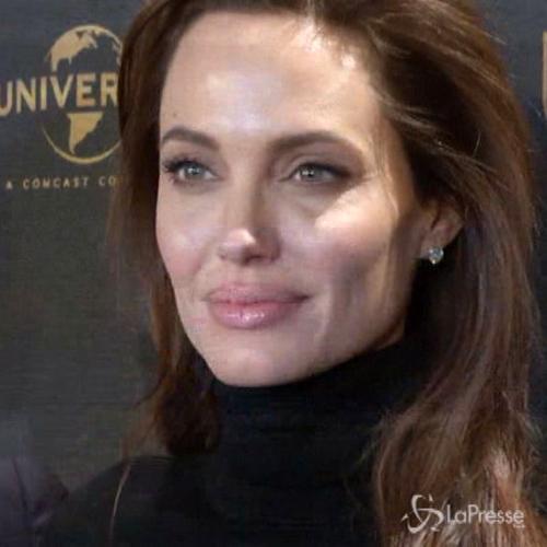 Angelina Jolie vola a Berlino per presentare suo nuovo film ...