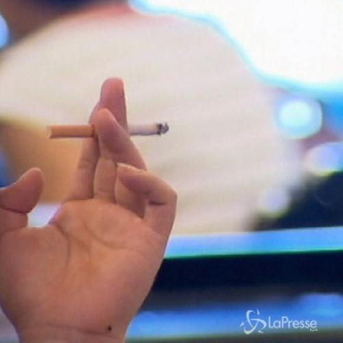 Cina vieta il fumo in spazi pubblici e chiusi. Pechino ...