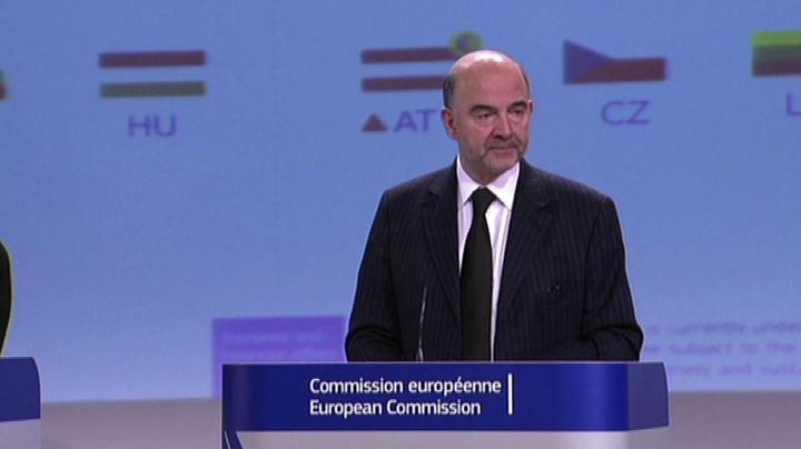 Moscovici: bilancio Italia non conforme, fare piccolo ...