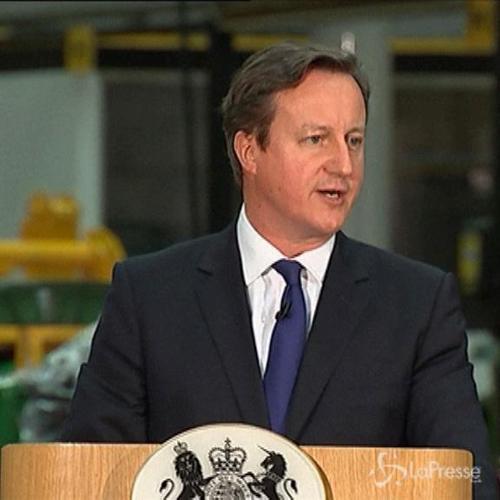 Cameron: Migranti Ue espulsi se non troveranno lavoro entro ...