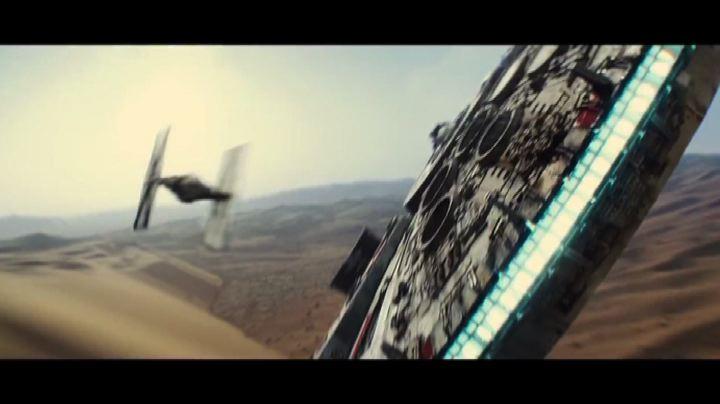 Il primo trailer del nuovo Star Wars diretto da J.J. Abrams ...