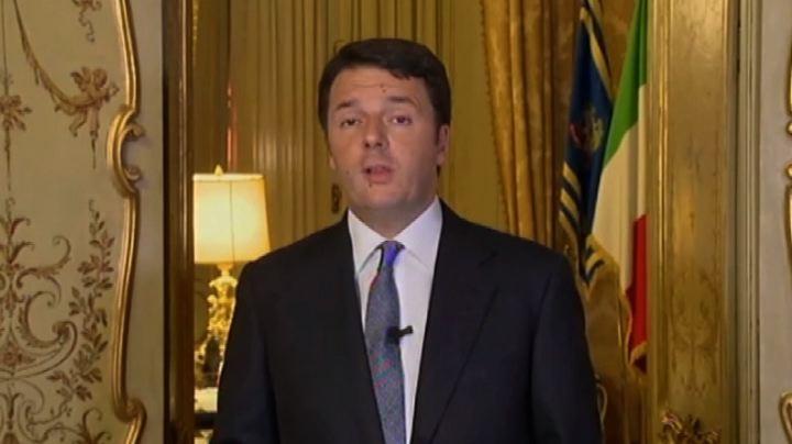 Renzi: riduciamo tasse di 18 miliardi, è una rivoluzione