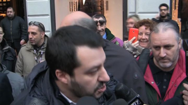 Ucraina, Salvini: in ballo posti di lavoro, dialogare con ...