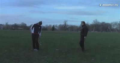 Quando la mazza da golf diventa pericolosa