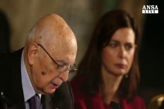 Napolitano blinda governo-riforme, monito a minoranza Pd    ...