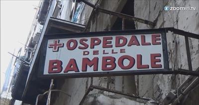 A Napoli c'è il pronto soccorso per le bambole