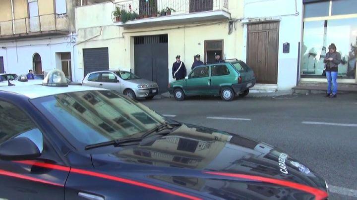 Donna strangolata con una calza in provincia di Palermo     ...