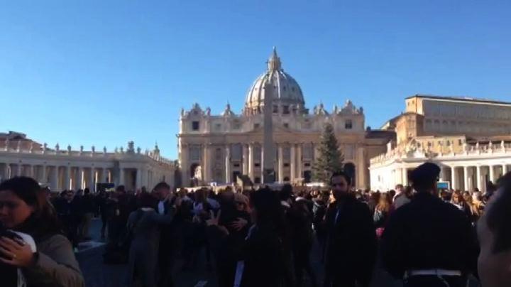 Una milonga a cielo aperto per il compleanno del Papa - ...