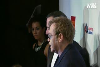 Elton John e David Furnish sposi il 21 dicembre