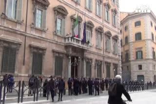 Renzi, Italicum prima di voto Colle