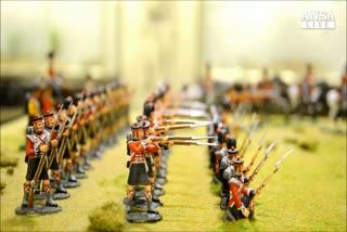 A Firenze in mostra i soldatini di Alberto Predieri