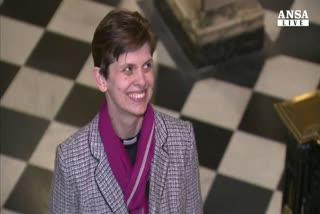 Rivoluzione anglicana, nominata prima donna vescovo