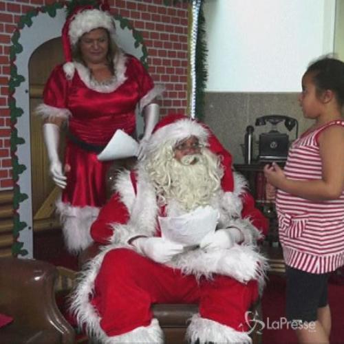 'Adotta una lettera': in Brasile migliaia di Babbo Natale ...