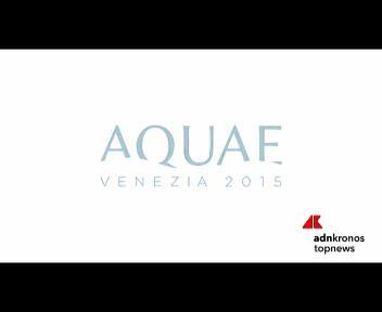 Expo 2015, Venezia capitale mondiale dell'acqua
