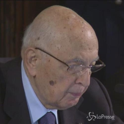Napolitano: Italia Paese unico al mondo