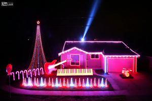 Addobbi natalizi, ecco quello più incredibile con la ...