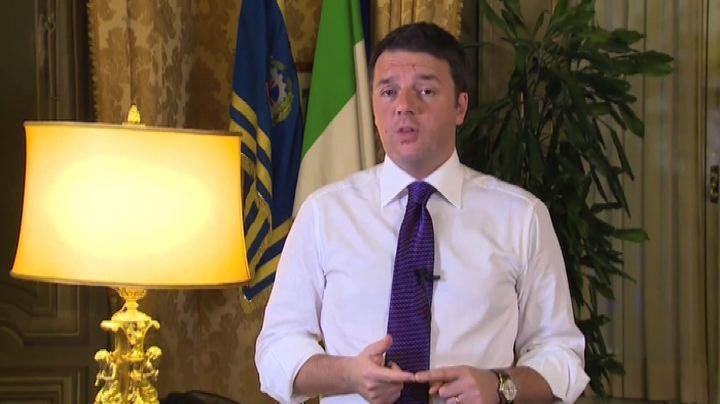 Renzi: Natale di superlavoro, riforme entro fine semestre Ue