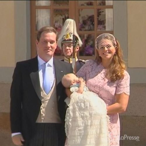 La principessa Madeleine di Svezia aspetta il secondo ...