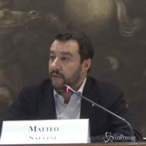 Salvini presenta nuovo partito: No a marmellate del passato ...