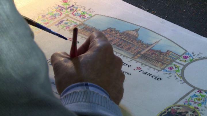 I calligrafi del Vaticano a rischio disoccupazione