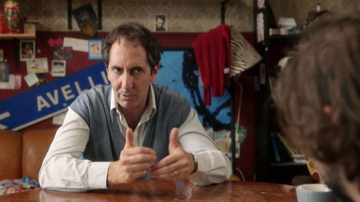 """Paolo Calabresi sfigato """"Zio Gianni"""" nella serie tv di The ..."""