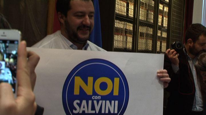 Salvini lancia il progetto: andiamo a liberare Centro e Sud ...
