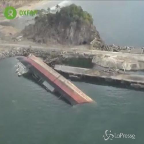 Oxfam a 10 anni da tsunami in Oceano Indiano: Aiuti a 2,5 ...