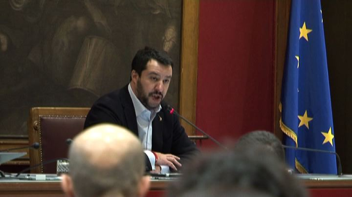Salvini: no guerre nel centrodestra ma per Alfano non ho ...
