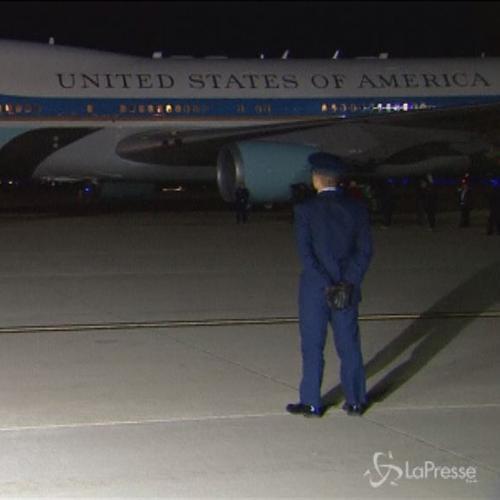 Famiglia Obama alle Hawaii per vacanze di Natale
