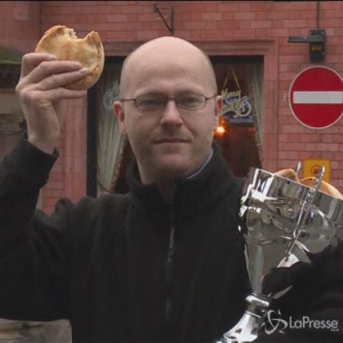 A Wigan campionato di mangiatori di torte di carne: regole ...