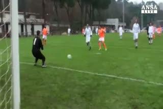 Quadrangolare calcio con Alfano, in campo per la legalita'  ...