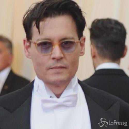 Johnny Depp e Amber Heard sposi a Capodanno