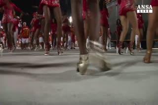 A Rio si respira gia' aria di samba