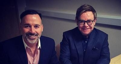 Elton John e David Furnish, finalmente marito e marito