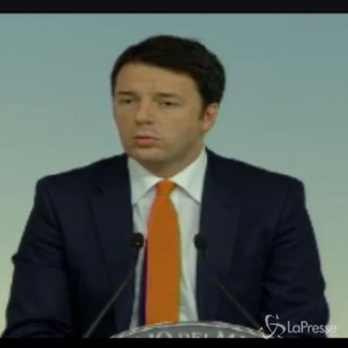 Jobs act, Renzi: Nessuno ha più alibi per non investire    ...
