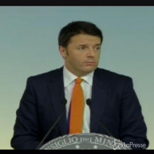Renzi in conferenza stampa: Con Jobs act flessibilità e ...