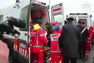 In un video l'affondamento del cargo turco