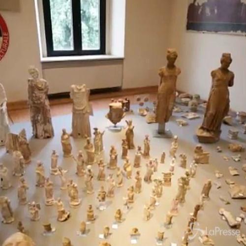 Ritrovati più di 5mila reperti archeologici rubati, ...