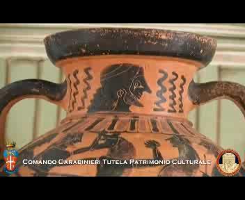 Anfore, statue, corazze in bronzo: recuperati 50 milioni di ...