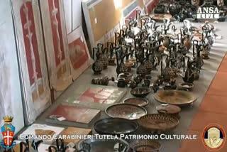 Anfore e vasi antichi, recupero da 50 milioni