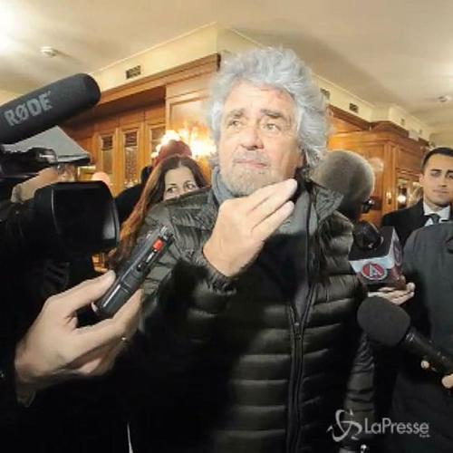 Quirinale, Grillo: Presidente Repubblica ha caratteristiche ...